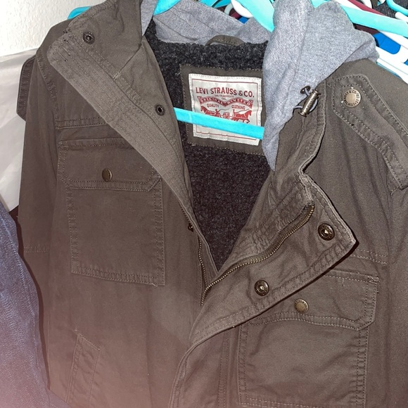 Levi's heavy jacket